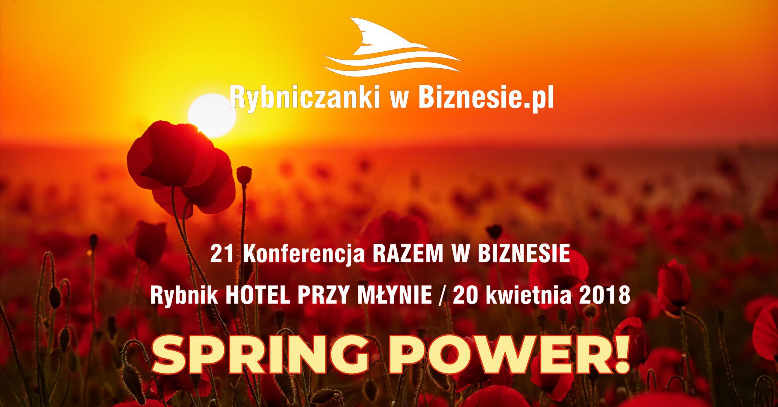 Spotkanie 20 kwietnia 2018