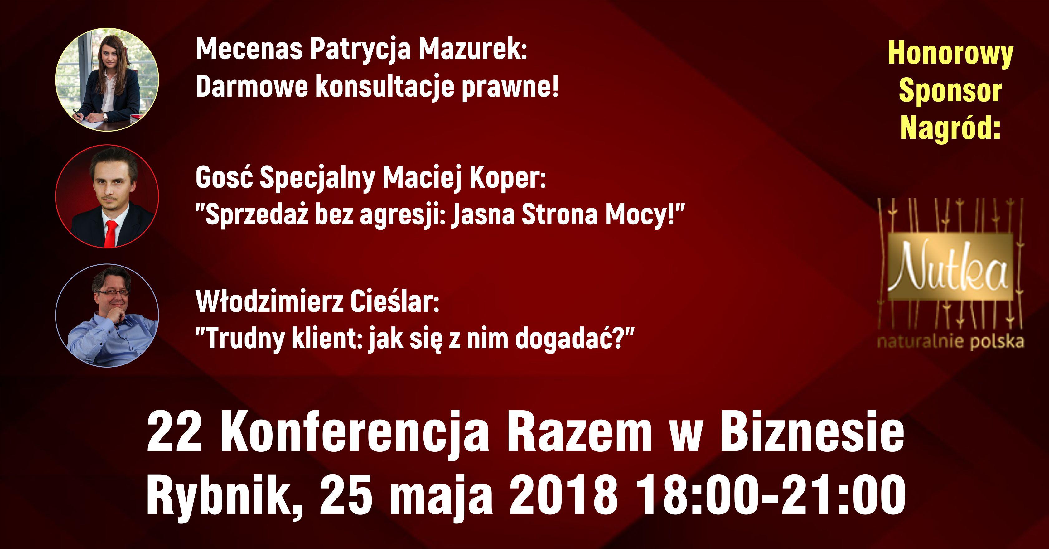 Spotkanie 25 maja 2018