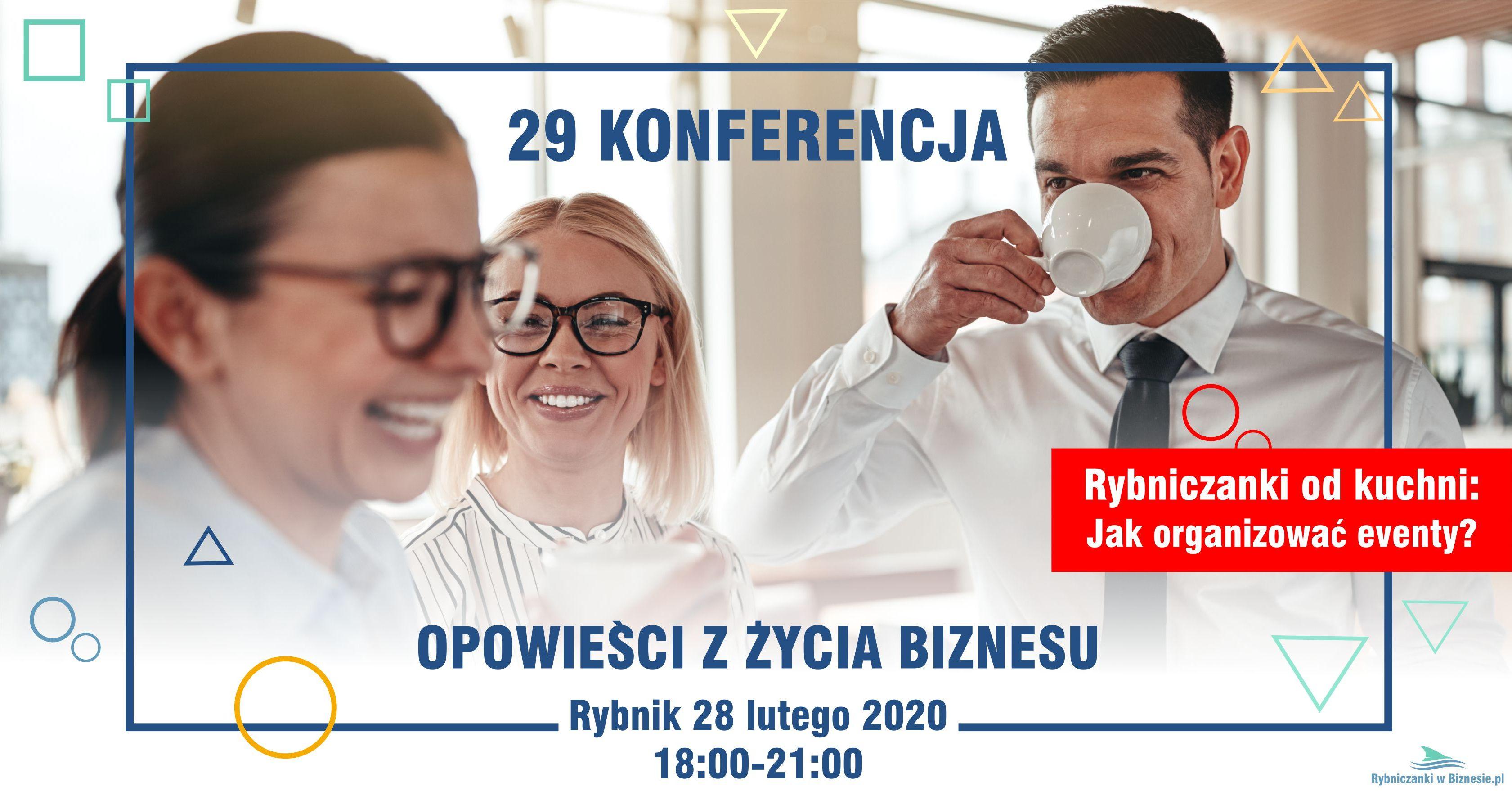 Rybniczanki w Biznesie - spotkanie luty 2020